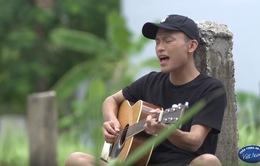 Thí sinh Vietnam Idol ngẫu hứng chế lời bản hit của Lam Trường