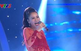 """Thu Minh """"đốt cháy"""" Vietnam Idol bằng ca khúc của CK Hoa hậu Việt Nam 2016"""