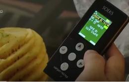 Vì sao máy kiểm tra an toàn thực phẩm bị loạn kết quả?
