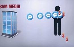 """Sam Media đã """"móc túi"""" hơn 90.000 khách hàng như thế nào?"""