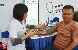 Hà Nội tổ chức Ngày hội chăm sóc bác tài