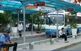 TP.HCM tăng trợ giá xe bus trong năm 2017
