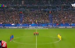 Nước Pháp kỉ niệm một năm vụ tấn công Paris