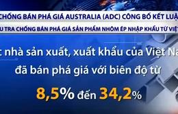 Australia cáo buộc doanh nghiệp Việt bán phá giá nhôm ép