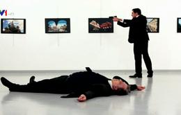 Nga và Thổ Nhĩ Kỳ hợp tác điều tra vụ ám sát Đại sứ Nga Andrei Karlov