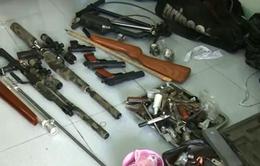 Kiên Giang tái diễn tình trạng sử dụng súng tự chế
