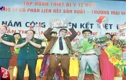 Cận cảnh buổi hội thảo hoành tráng của đa cấp Liên kết Việt