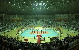 Ấn tượng Lễ khai mạc Giải bóng chuyền nữ quốc tế VTV Cup 2016 – Tôn Hoa Sen