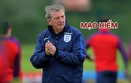 EURO 2016: Sự lựa chọn nhân sự của HLV Roy Hodgson gây tranh cãi