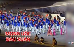 Mong ước của các cán bộ, HLV, VĐV thể thao Việt Nam trong năm 2016
