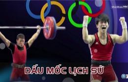 Giành suất Olympic thứ 4, cử tạ đi vào lịch sử thể thao Việt Nam