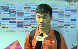 Xuân Trường: U23 Việt Nam đá rất tốt nhưng tiếc là không ghi bàn