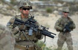 Mỹ triển khai thêm 560 binh sĩ tới Iraq