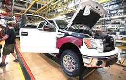 Kinh tế Mỹ Quý IV/2015 tăng trưởng hơn mức dự báo
