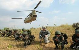 Mỹ và Philippines tập trận chung
