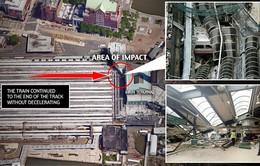 Tai nạn tàu hỏa tại Mỹ: 3 người vẫn nguy kịch