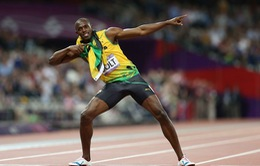 """""""Tia chớp"""" Usain Bolt có thể lấn sân sang bóng đá"""