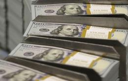 Các ngân hàng điều chỉnh tăng tỷ giá USD