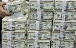 Đồng USD tăng cao nhất 14 năm qua