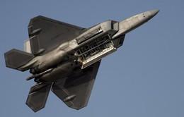 Mỹ điều 4 máy bay chiến đấu tàng hình F-22 tới Hàn Quốc