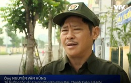 Một cựu binh Hà Nội 17 năm tham gia tổ tuần tra phường