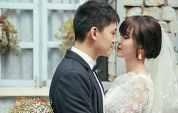 MC Trần Ngọc kết hôn với bạn gái nhiếp ảnh gia