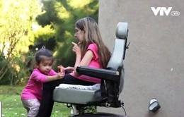 Khâm phục nghị lực của những người mẹ mắc bệnh hiếm