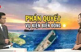 Tòa Trọng tài vụ kiện Philippines - Trung Quốc: Không xử lý vấn đề phân định Biển Đông
