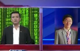 """""""Chính phủ Trung Quốc dè dặt với biến động trên thị trường chứng khoán"""""""