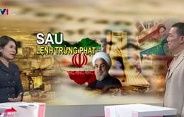 """""""Kinh tế là đòn bẩy giúp Iran tái hòa nhập thế giới nhanh hơn"""""""
