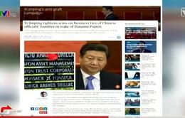 Trung Quốc đẩy mạnh chống tham nhũng ở người thân quan chức