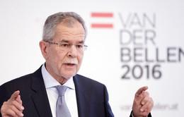 """Châu Âu """"nhẹ nhõm"""" trước kết quả bầu cử Tổng thống Áo"""