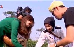 Sôi động Tuần văn hóa Indonesia, Malaysia, Việt Nam tại Thái Nguyên