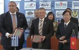 Việt Nam tham gia Hội chợ quốc tế  Vận tải biển Posidonia tại Hy Lạp