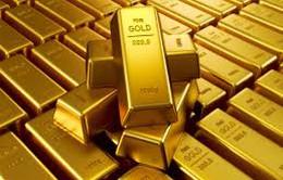 Giá vàng thế giới lập kỷ lục trong phiên cuối tuần