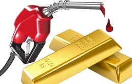 Giá dầu, giá vàng thế giới đồng loạt tăng
