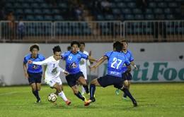 Kém may mắn, HAGL thất trận trước Yokohama FC