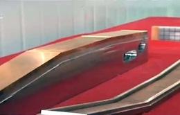 Trung Quốc công bố vật liệu chịu nhiệt thế hệ mới