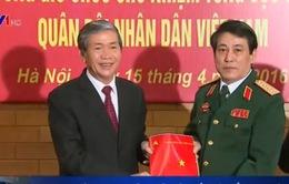 Thượng tướng Lương Cường giữ chức Chủ nhiệm Tổng cục Chính trị
