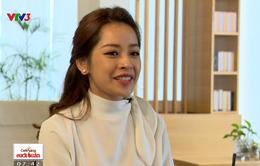 Chi Pu muốn trở thành nhà sản xuất phim nổi tiếng