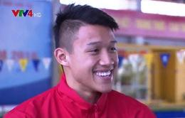 Vận động viên Việt kiều Mỹ giành giải Vàng bơi lặn quốc gia 2016