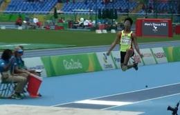 VĐV điền kinh Nguyễn Ngọc Hiệp tranh tài đầu tiên cho thể thao NKT Việt Nam tại Paralympic Rio