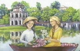 """""""Em vẽ Việt Nam. Em vẽ nước Nga"""""""