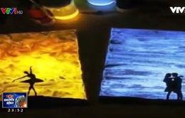 Kỳ ảo nghệ thuật vẽ ánh sáng