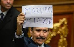 Quốc hội Venezuela cáo buộc Tổng thống vi phạm Hiến pháp
