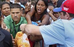 Khủng hoảng lương thực tại Venezuela ngày càng trầm trọng