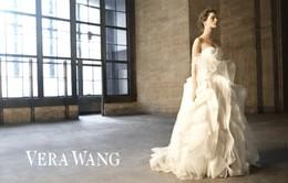 Giải mã sức hút khó cưỡng của váy cưới Vera Wang