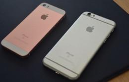 Trên tay iPhone SE Rose Gold - Phiên bản vàng hồng của iPhone 5S