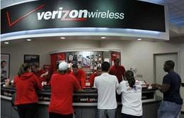 Công nhân tập đoàn viễn thông Verizon bãi công