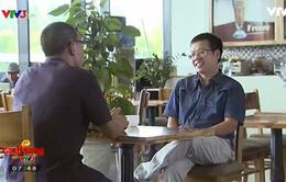 """Café Sáng với VTV3: NB Lại Văn Sâm nói chuyện về """"anh hùng bàn phím"""""""
